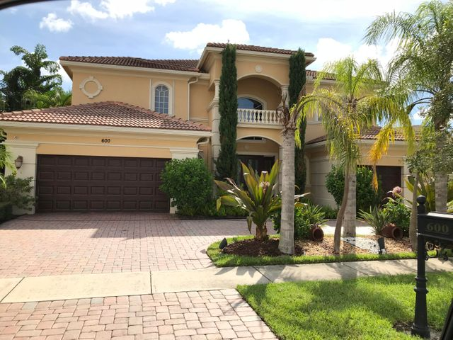 600 Glenfield Way, West Palm Beach, FL 33411