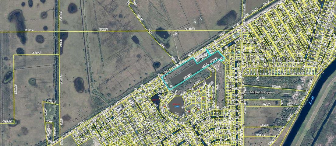GREAT INVESTMENT PROPERTY LOCATED IN BUCKHEAD RIDGE. APPROX. 1300' OF ROAD FRONTAGE. PROPERTY CAN BE USED AS MIXED COMMERCIAL. SURVEY WILL BE FURNISHED TO SERIOUS BUYERS.