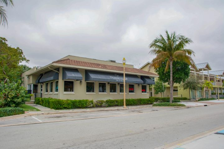 -Unique Opportunity Located within Downtown Delray Beach, FL.  -Freestanding Building sits on just over a .51 ACRE LOT.  -Zoned as General Commercial-Restaurant Use is the current Business --Operating out of establishment-Atlantic Ave East, of I-95-Opportunity to include additional vacant land zoned as Residential adjacent to current LOT for Sale - 33 NW 6th Ave Delray Beach, FL - owned by same client-Freestanding Building FOR SALE.Opportunity to potential be zoned for Multi-Unit Residential ( condos/townhouse/villas/ apartments )  / Office / Retail Currently - General Commercial/Restaurant Income are all Approx #'s