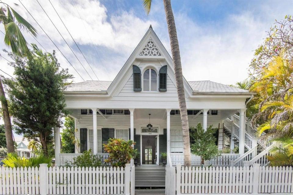 530 William St. & 725-727 Southard Street, Key West, FL 33040