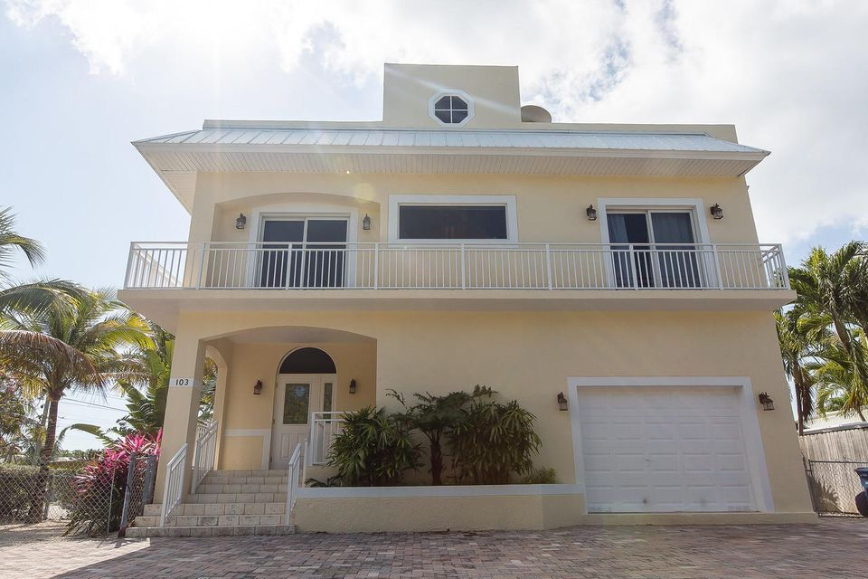 103 Starfish Lane, Key Largo, FL 33070