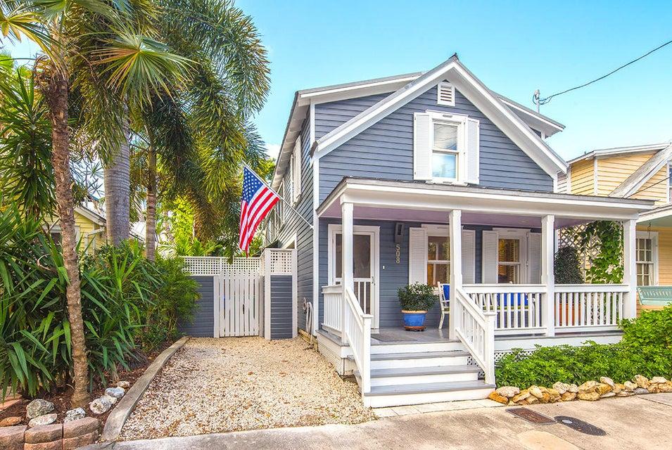 508 Grinnell Street, Key West, FL 33040