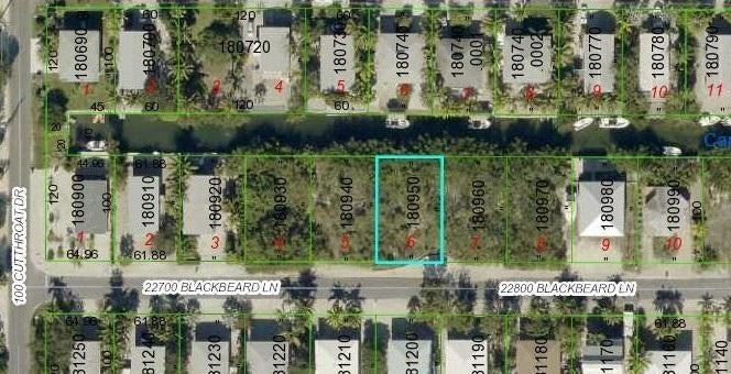 22809 Blackbeard Lane, Cudjoe Key, FL 33042