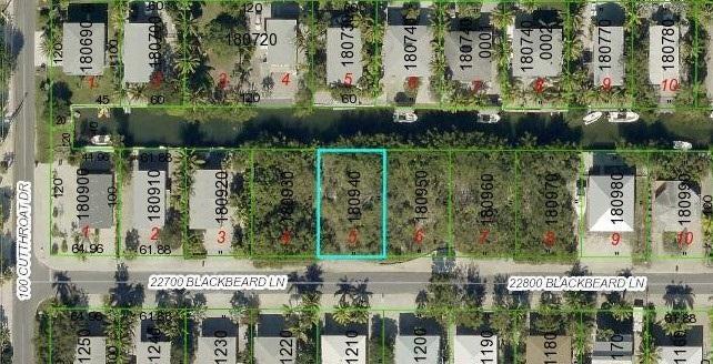 22747 Blackbeard Lane, Cudjoe Key, FL 33042