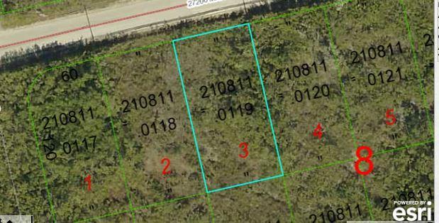 Lot 3 Mariposa Road, Ramrod Key, FL 33042