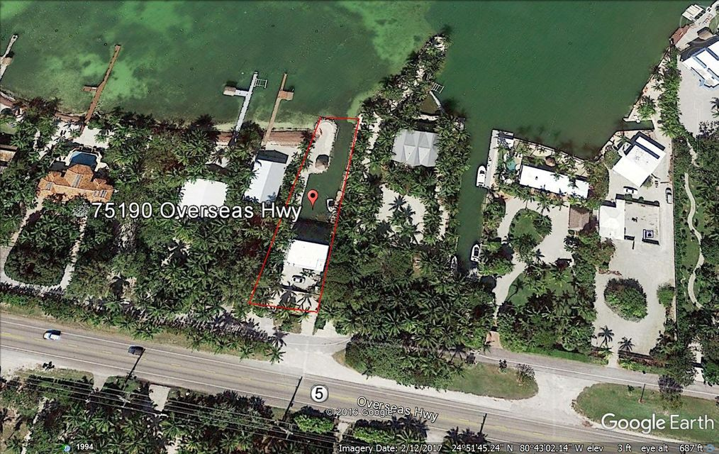 75190 Overseas Highway, Lower Matecumbe, FL 33036