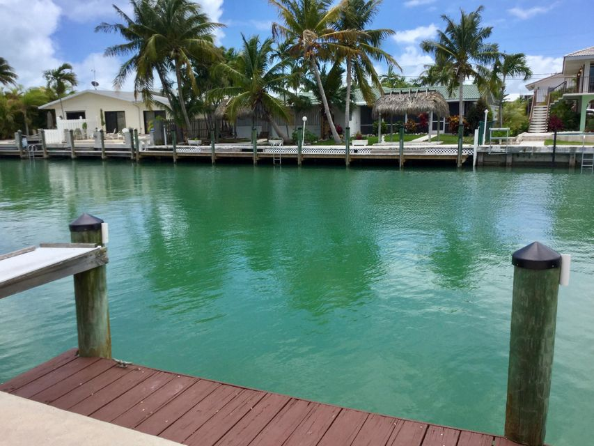 Dock & Fish Cleaning Sta