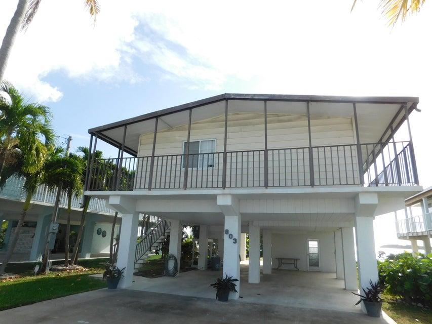 803 Jade Drive S, Key Largo, FL 33037