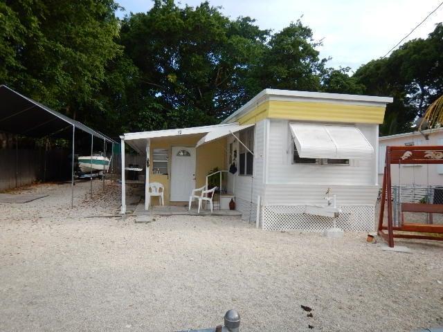 72 Avenue C Avenue, Key Largo, FL 33037