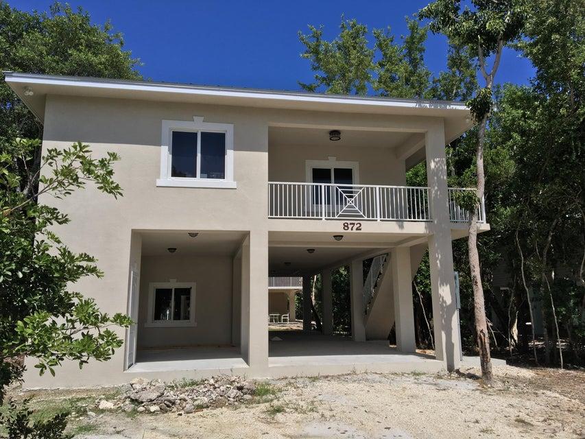 872 La Paloma Road, Key Largo, FL 33037