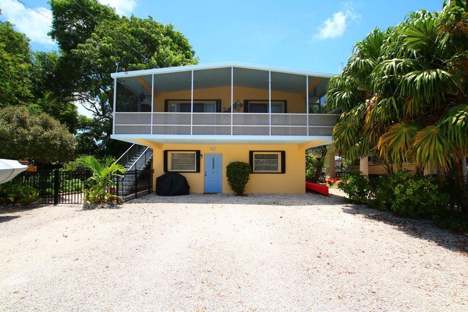 47 Jewfish Avenue, Key Largo, FL 33037