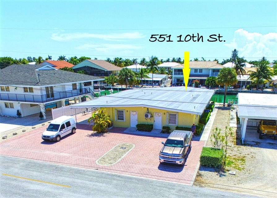 551 10th Street, Key Colony, FL 33051