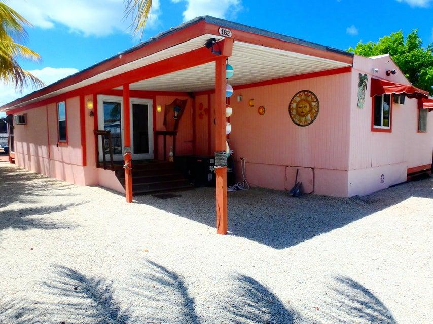 182 LONG KEY Road, Key Largo, FL 33037