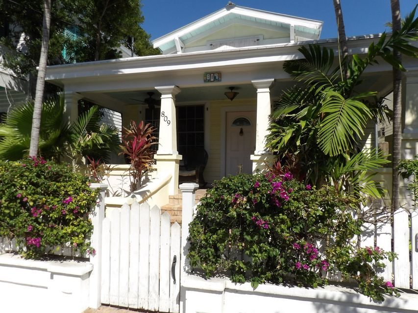 809 Whitehead Street, KEY WEST, FL 33040
