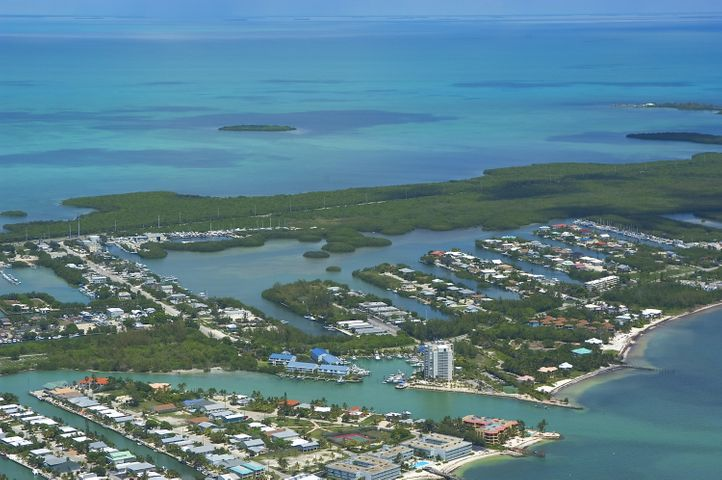 A small Island with the tallest building in the Florida Keys!!!!