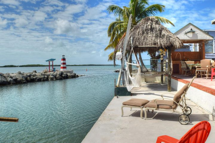 Tropical paradise in the Keys
