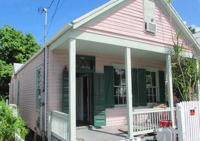 715 Chapman Lane, Key West, FL 33040