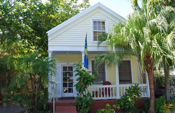 512 Grinnell Street, Key West, FL 33040