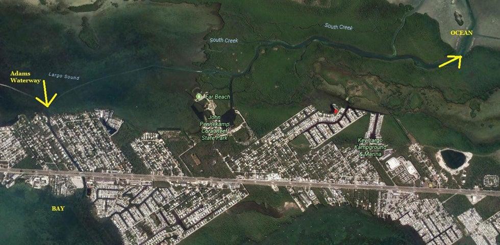 108 La Paloma Road, Key Largo, FL 33037