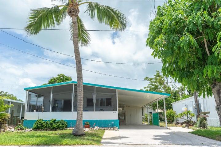 818 S Jade Drive, Key Largo, FL 33037