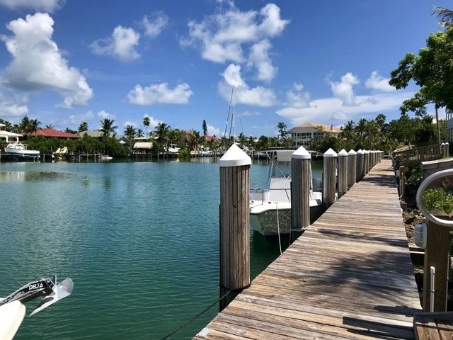 Easy to access from Lake Lucille