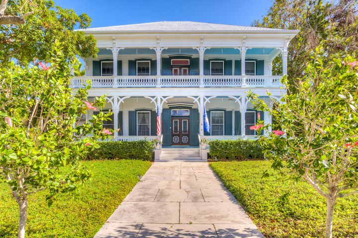 Freeman-Curry House Circa 1865