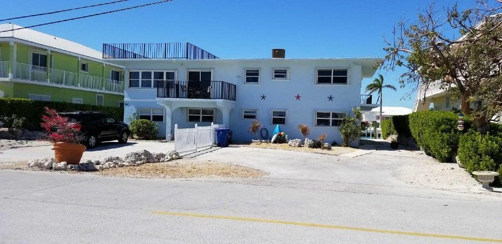 641 & 651 8th Street, Key Colony, FL 33051