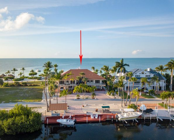 Enjoy beautiful bay views from this Port Antigua home!