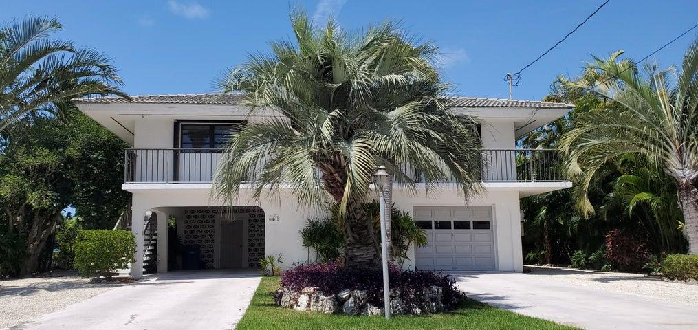 661 12Th Street, Key Colony, FL 33051
