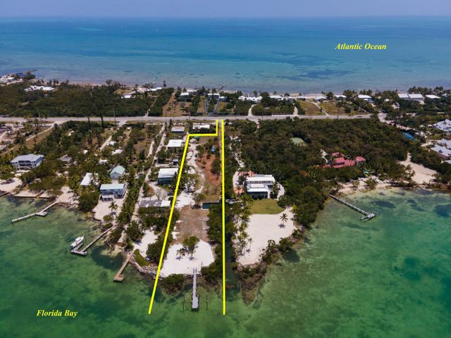 2 acres on the bay!