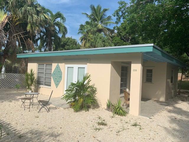 218 Preston Street, Upper Matecumbe Key Islamorada, FL 33036