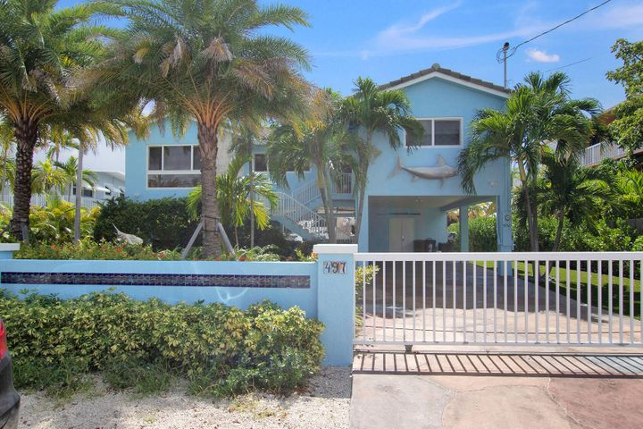 497 Caribbean Drive, Key Largo, FL 33037