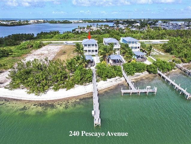 240 Pescayo Avenue, MARATHON, FL 33050