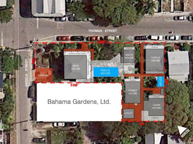 700-714 Thomas Street, KEY WEST, FL 33040