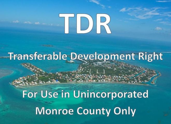 1 Transferable Development Right, OTHER, FL 33040