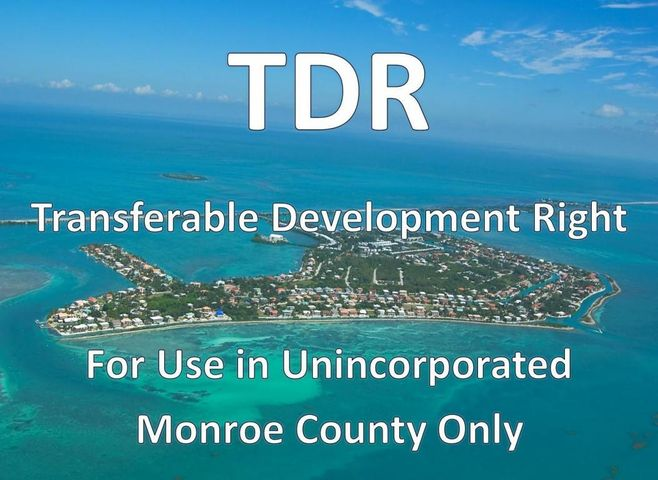 18 Transferable Development Right, OTHER, FL 33043