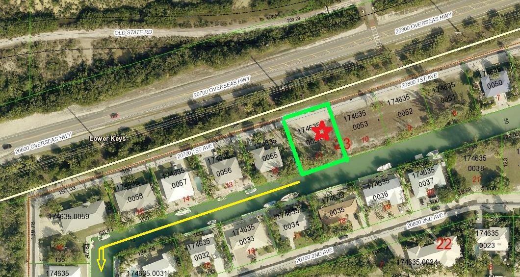 20790 1st Avenue, Cudjoe, FL 33042