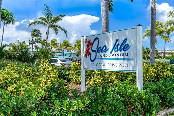 1101 Ocean Drive W 34, KEY COLONY, FL 33051