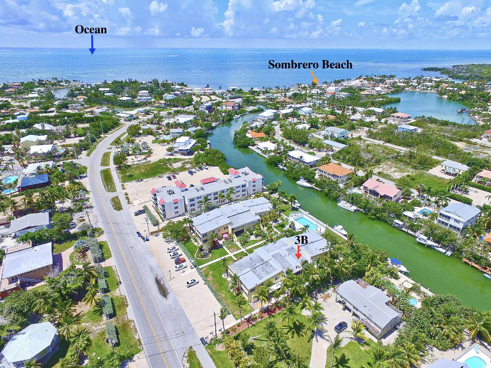 591 Sombrero Beach Road 3B, MARATHON, FL 33050