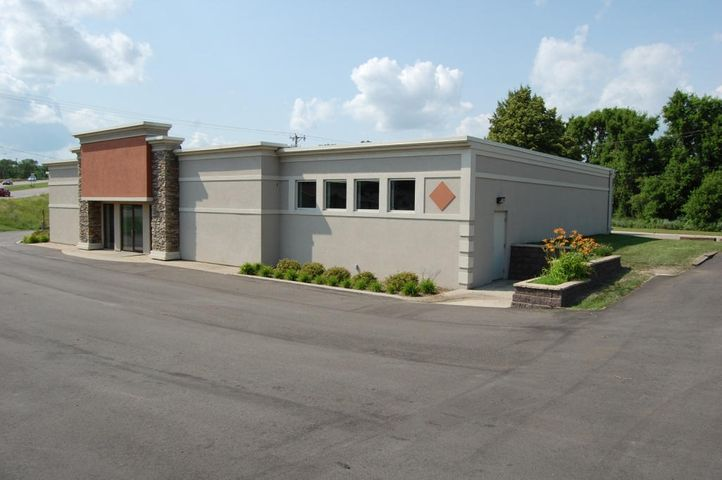 4,465 sq. ft. available for lease. Newly paved parking lot. 350 ft. frontage on Hwy 10.