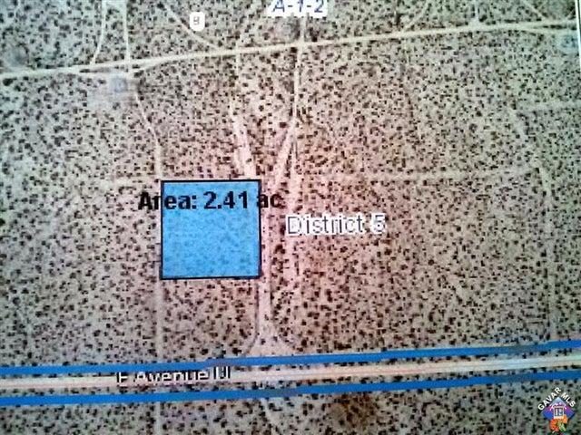 0 Vac/vic Avenue T15/218 Ste Lla, Llano, CA 93591