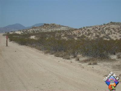 0 Purdey & 60th Street, Mojave, CA 93501