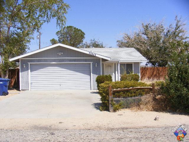 20849 California City Boulevard, California City, CA 93505