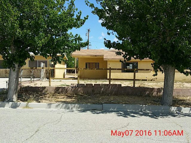 3327 Martin Avenue, Mojave, CA 93501