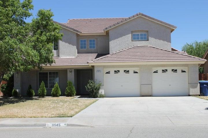 9545 Village Parkway, California City, CA 93505