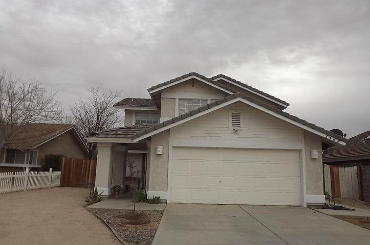 3448 Citrine Lane, Rosamond, CA 93560