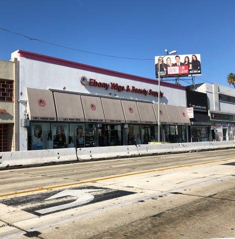 3675 Crenshaw Boulevard, Los Angeles, CA 90016