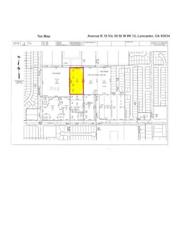 Avenue K 12 Vic 30 Street, Lancaster, CA 93534