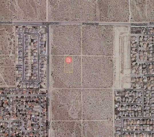56th East, S/O Palmdale Blvd, Palmdale, CA 93552