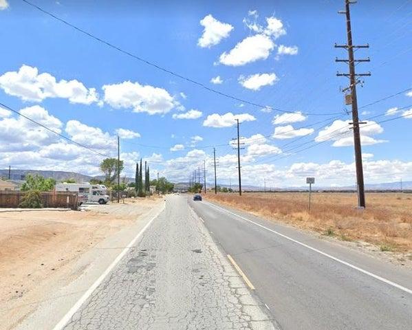 Ave L & 52nd Street West, Quartz Hill, CA 93536